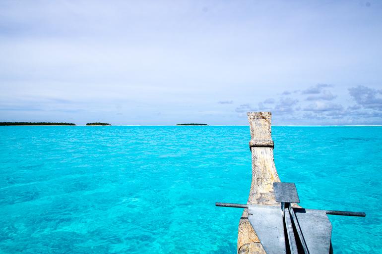 Travellers Insight Reiseblog Cook Inseln Aitutaki Vaka
