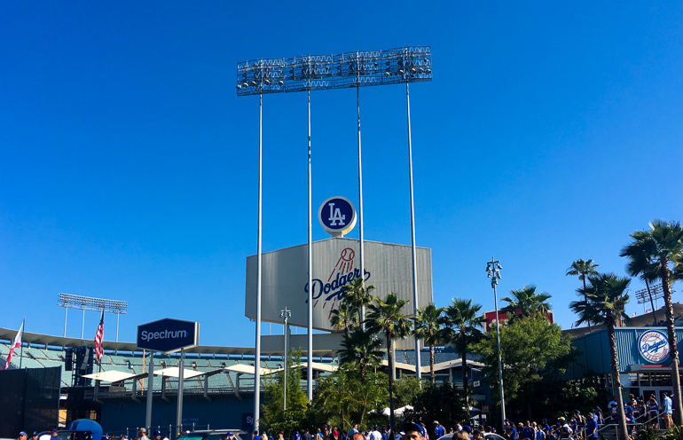 Travellers Insight Reiseblog Los Angeles Tipps Dodgers Stadion