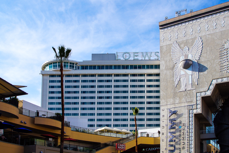 Ein Blick nach Los Angeles ins Dolby Theatre lässt Besucher zu Oscar-Träumen inspirieren.