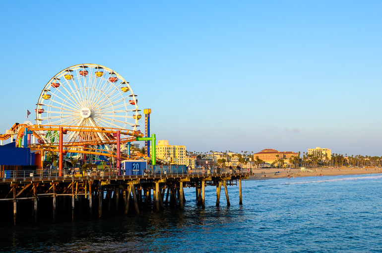 Travellers Insight Reiseblog Santa Monica Malibu Pier