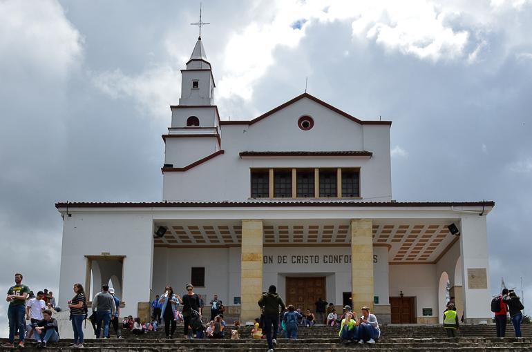Travellers Insight Reiseblog Kolumbien Sehenswürdigkeiten Monserrate