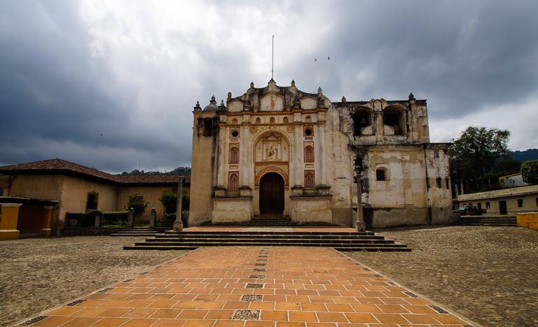 Travellers-Insight-Reiseblog-Guatemala-Rundreise-Plaza-San-Juan-el-Obispo
