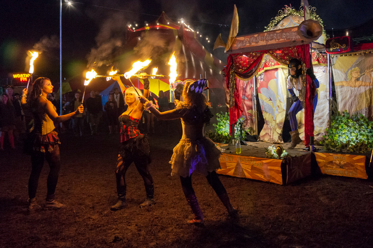 Travellers Insight Reiseblog Events weltweit Glastonbury Festival