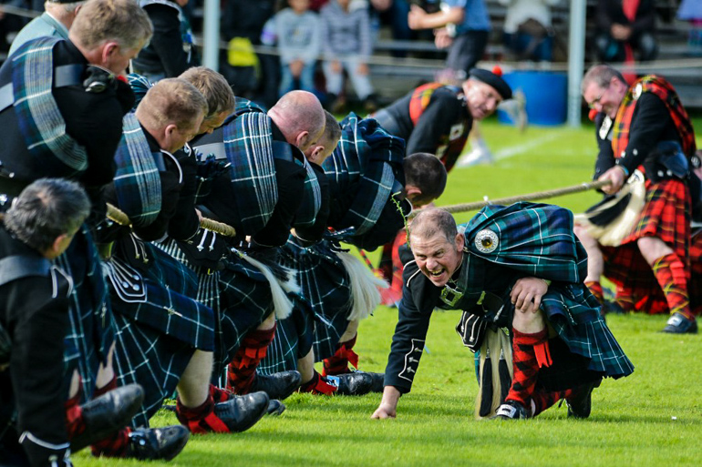 Travellers Insight Reiseblog Events weltweit Highland Games
