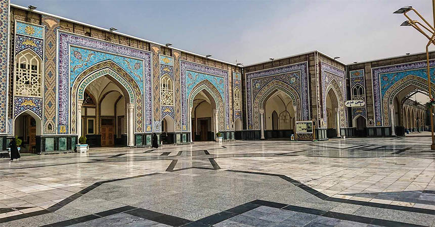 Travellers Insight Reiseblog Iran Eisenbahn Imam Alui ibn Musa ar Reza