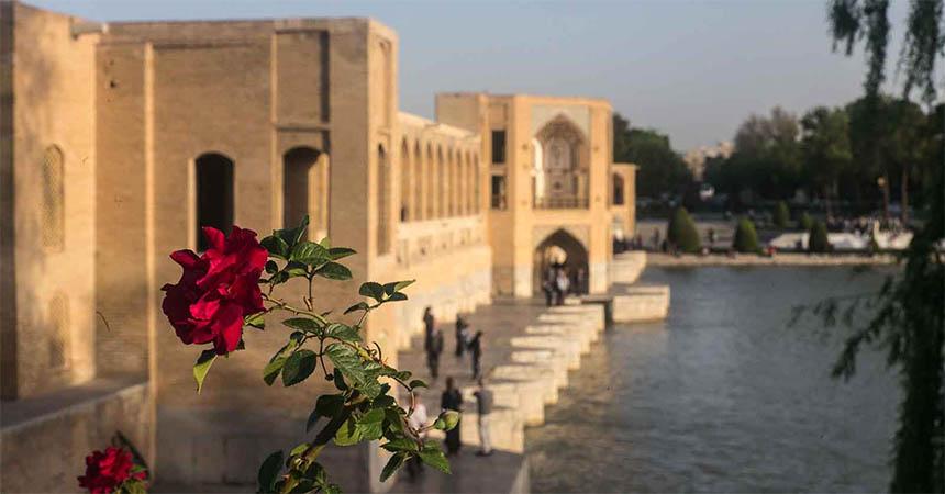 Travellers Insight Reiseblog Iran Eisenbahn Zayandeh Rud