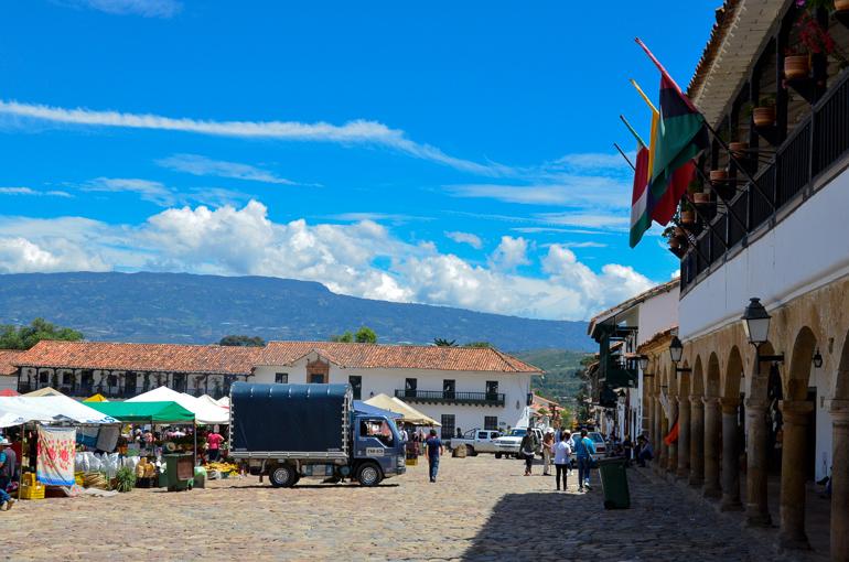 Travellers Insight Reiseblog Kolumbien Sehenswürdigkeiten Villa de Leyva