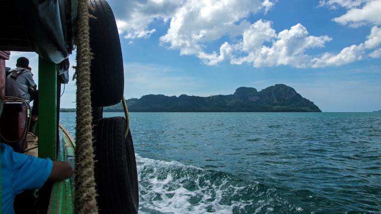 Travellers Insight Reiseblog Koh Mook Aussicht
