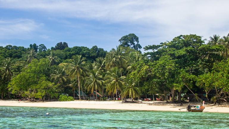 Travellers Insight Reiseblog Koh Mook Koh Kradan
