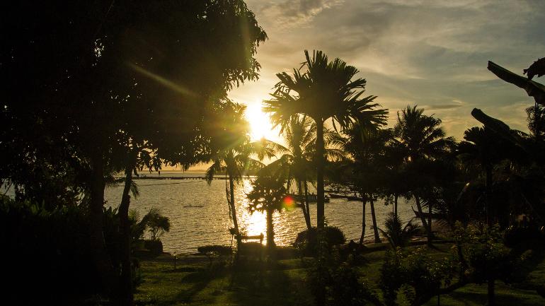 Travellers Insight Koh Mook Koh Kradan Sonnenuntergang