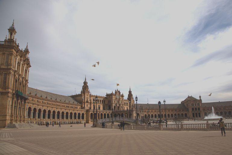Travellers Insight Reiseblog Sevilla Plaza de España