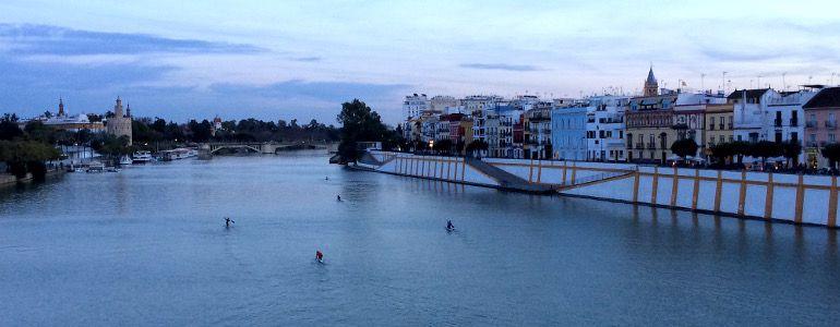 Travellers Insight Reiseblog Sevilla Weg nach Traina