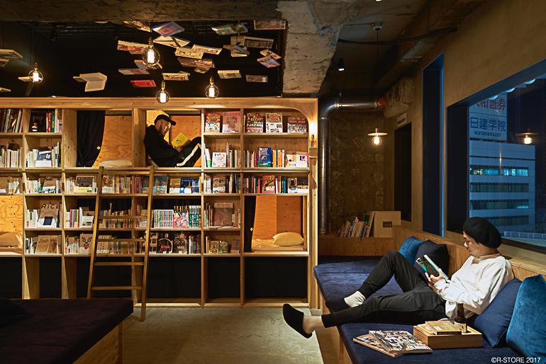 Travellers Insight Reiseblog Unterkünfte Book and Bed Tokyo
