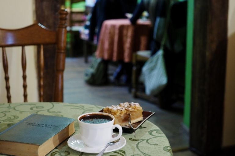 Travellers Insight Reiseblog Lublin Schokoladencafe