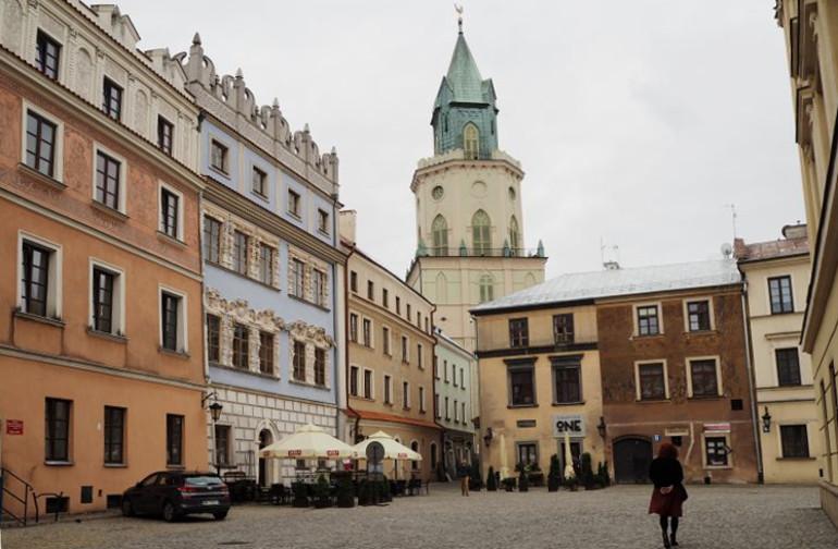 Travellers Insight Reiseblog Lublin Marktplatz