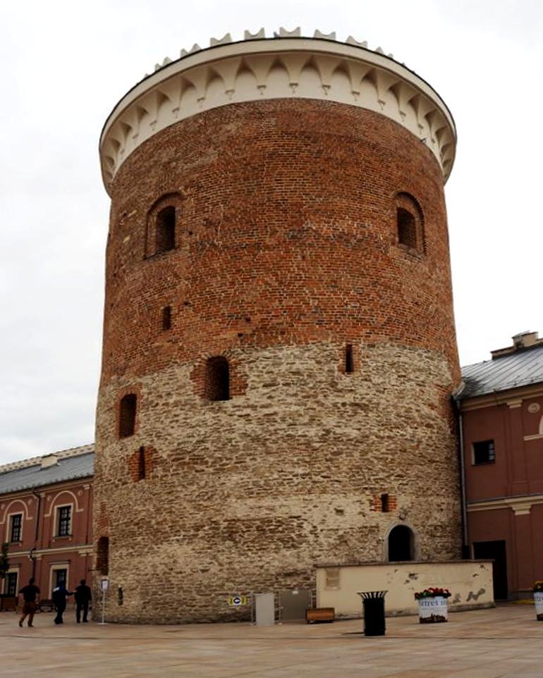 Travellers Insight Reiseblog Lublin Rundturm