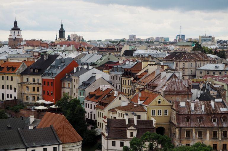 Travellers Insight Reiseblog Lublin Ausblick