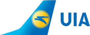 Logo Ukraine International Airline