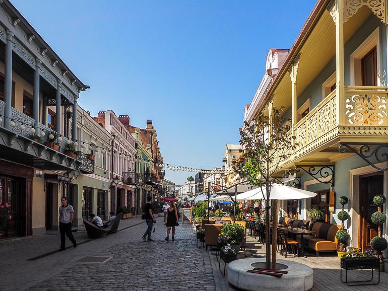 Travellers Insight Reiseblog Tbilissi Neu Tiflis