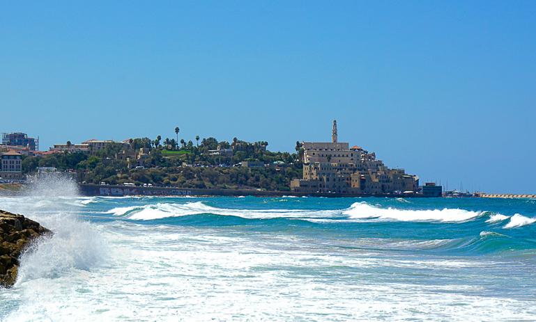 Travellers Insight Reiseblog Tel Aviv Blick auf Jaffa
