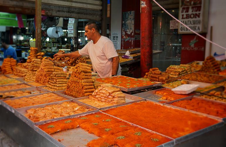 Travellers Insight Reiseblog Tel Aviv Carmel-Markt