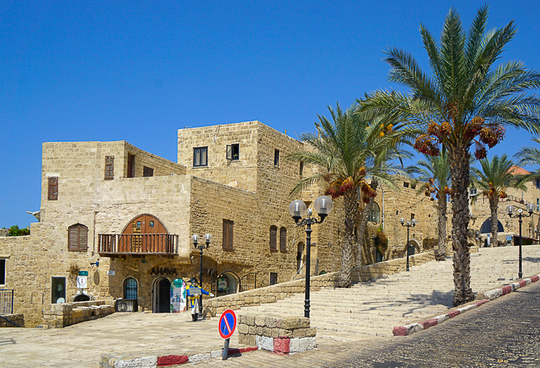 Travellers Insight Reiseblog Tel Aviv Old Jaffa