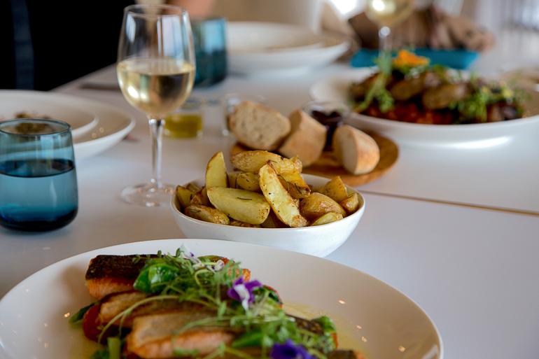 Victoria, Australien: Cape Kitchen auf Phillip Island