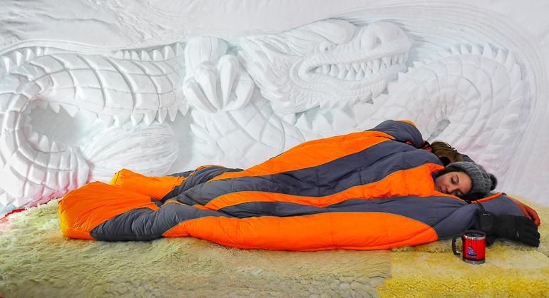 Travellers Insight Reiseblog Winterurlaub Nacht im Igludorf