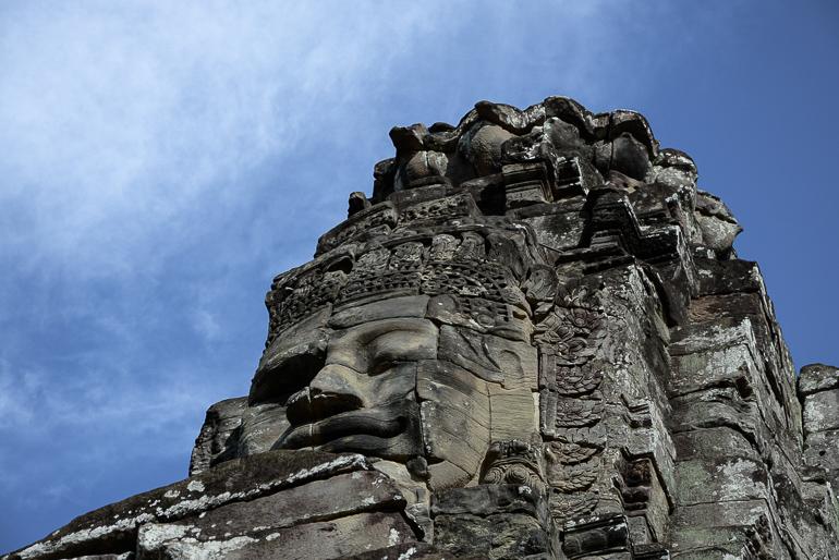 Travellers Insight Reiseblog Kambodscha-Rundreise Angkor Thom Bayon