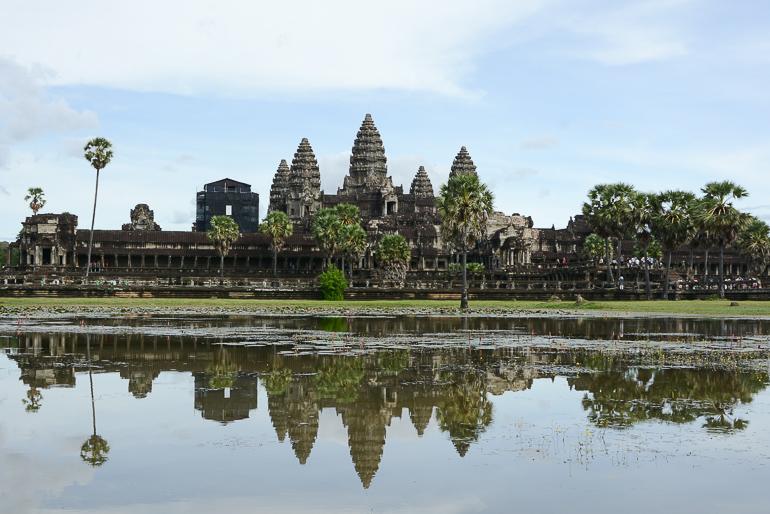 Travellers Insight Reiseblog Kambodscha-Rundreise Angkor Wat