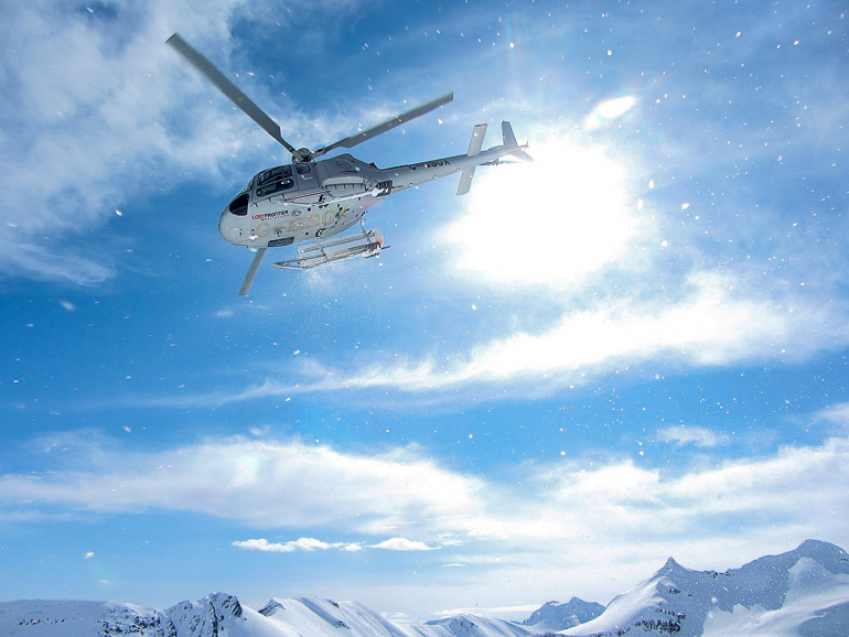 Travellers Insight Reiseblog Winterurlaub Heli-Skiing