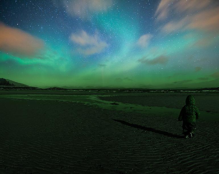 Travellers Insight Reiseblog Winterurlaub Nordlicht Schottland