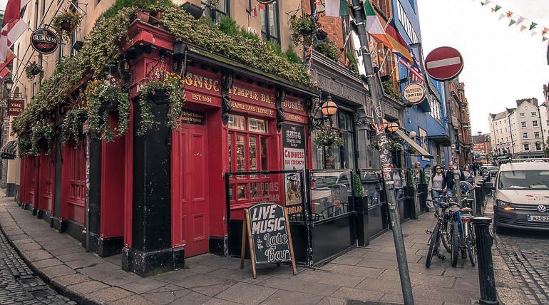 Travellers Insight Reiseblog Urlaub 2018 Dublin