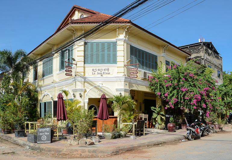 Travellers Insight Reiseblog Reisetipps Kambodscha Kampot Kolonialarchitektur