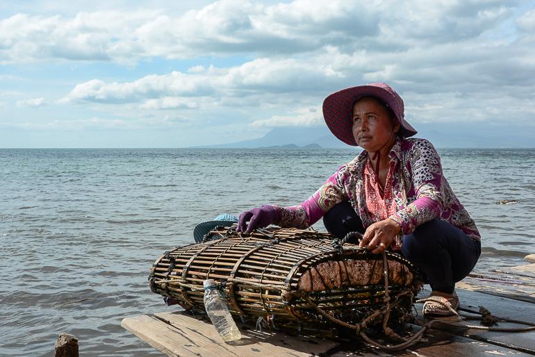 Travellers Insight Reiseblog Reisetipps Kambodscha Kep Crab Market