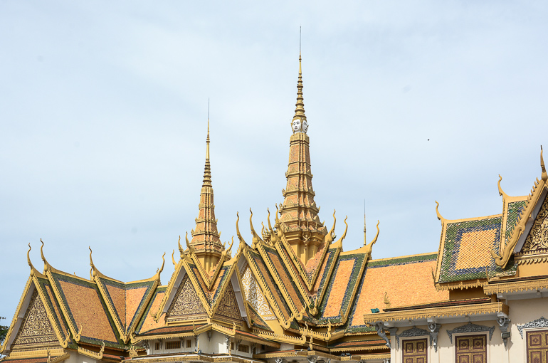 Travellers Insight Reiseblog Reisetipps Kambodscha hnom Penh Königspalast