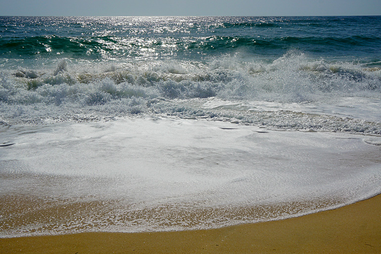 Travellers Insight Reiseblog Portugals Algarve Meeresrauschen