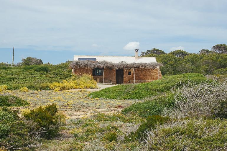Travellers Insight Reiseblog Wandern auf Mallorca altes Fischerhaus