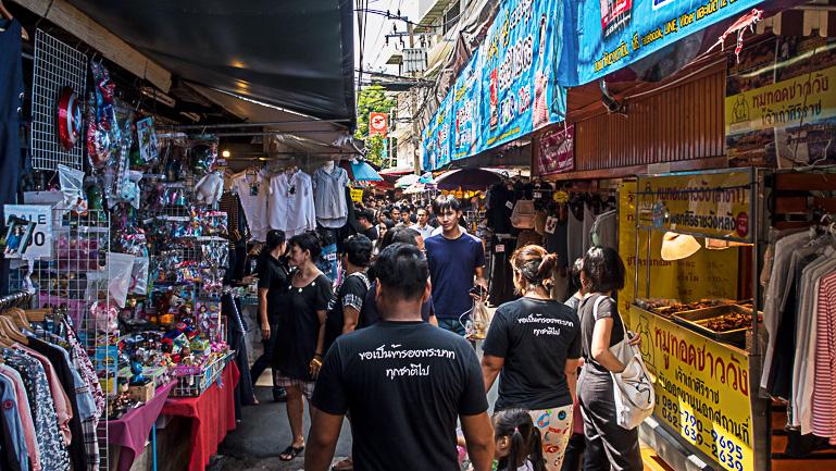 Travellers Insight Reiseblog Bangkok Geheimtipps Wang Lang Market