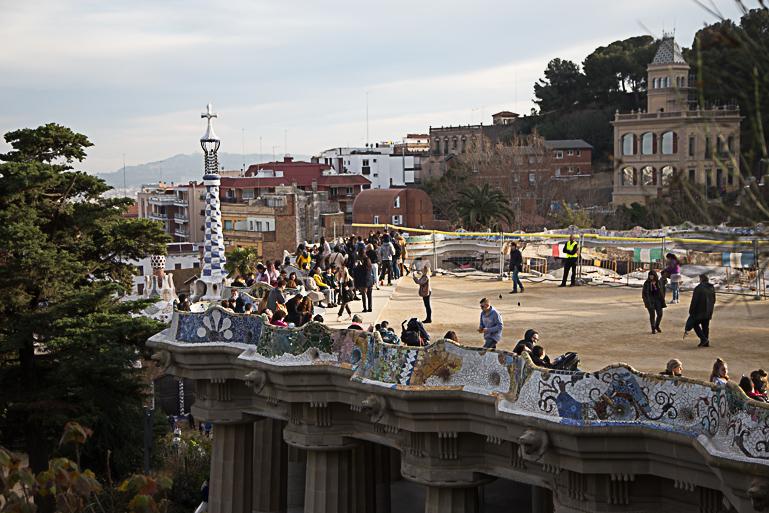 Travellers Insight Reiseblog Tipps für Barcelona Park Güell