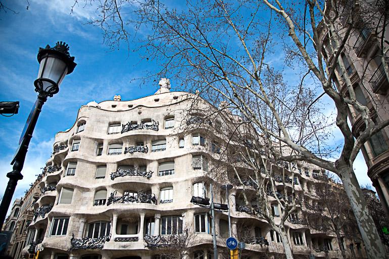 Travellers Insight Reiseblog Tipps für Barcelona Casa Milà