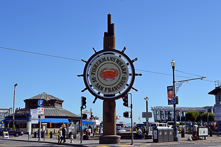 Travellers Insight Reiseblog San Francisco Hotspots Fishermans Wharf