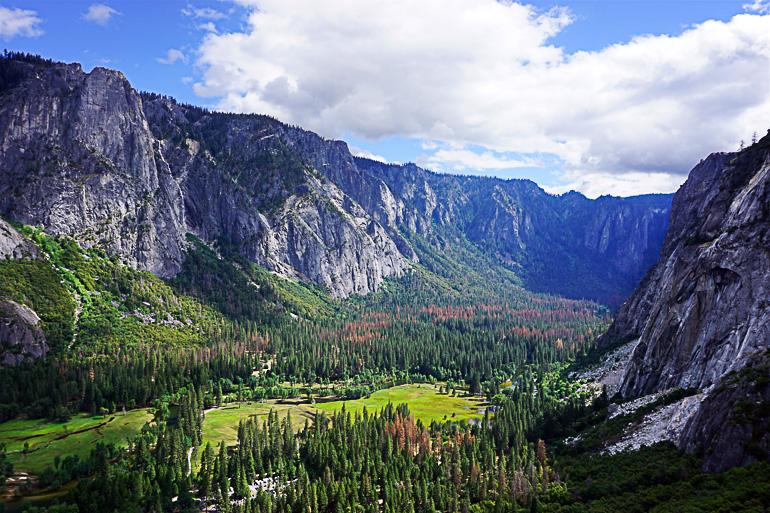 Travellers Insight Reiseblog San Francisco Hotspots Yosemite Falls Park