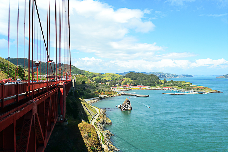Travellers Insight Reiseblog San Francisco Hotspots Sausalito