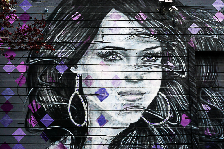 Travellers Insight Reiseblog San Francisco Hotspots Mural Portrait