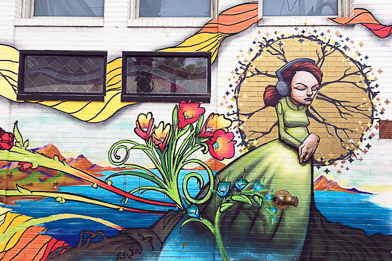 Travellers Insight Reiseblog San Francisco Hotspots Streetart