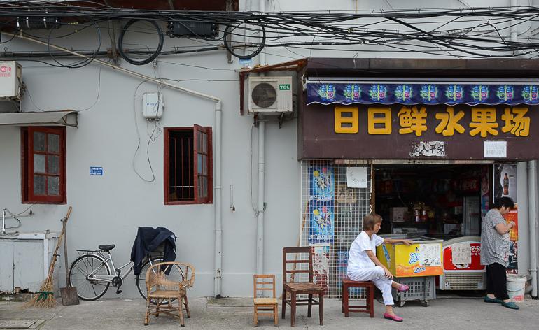 Travellers Insight Reiseblog Blogparade Reisen Altstadt Shanghai