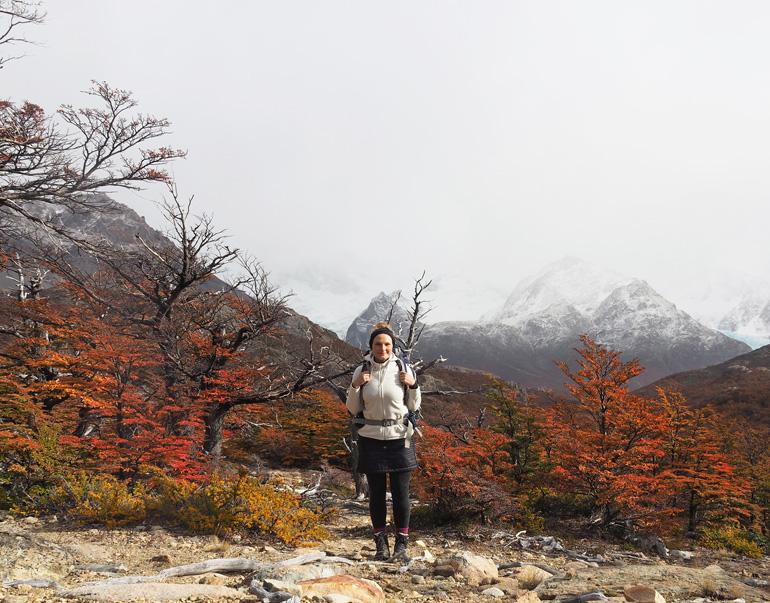 Trekking im Los Glaciares Nationalpark