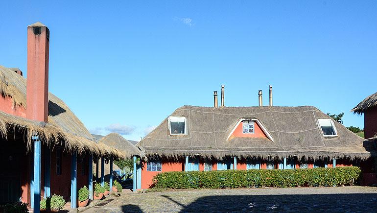 In den Anden kann man vielerorts stilecht auf einer traditionellen Hacienda wohnen.