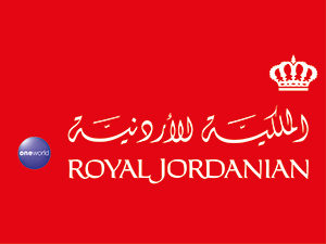 Logo Royal Jordanian Airlines